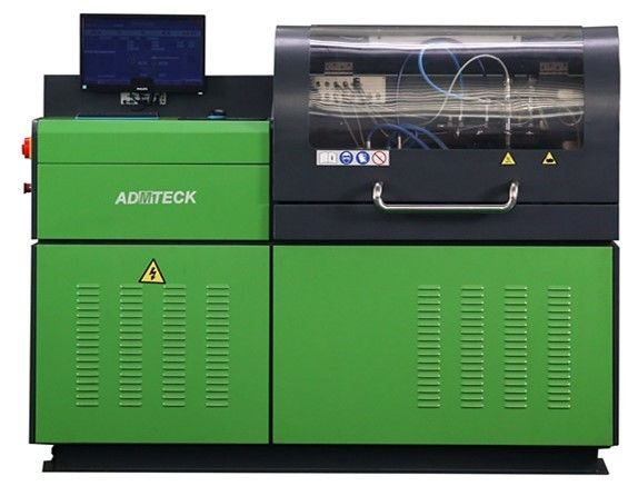 ADM8719,Water Cooling Common Rail Test Equipment Different Common Rail Injector and Pumps 18.5Kw